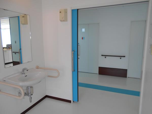 ケアホーム横浜 居室
